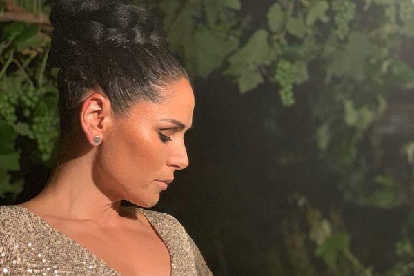 La cantante Rosa López en una publicación de su Instagram