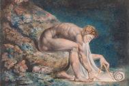 'Newton', de William Blake, una de las piezas que se expondrán en la Tate Modern.