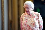 La Reina Isabel II , el pasado julio.