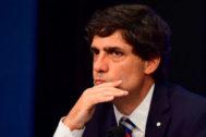 El responsable de Economía de Argentina, Hernán Lacunza.