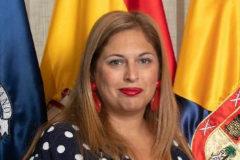 Isabel Mena, consejera del Cabildo de Gran Canaria.