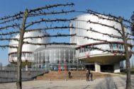 La sede del Tribunal Europeo de los Derechos Humanos en Estrasburgo.