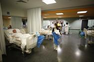 Unidad de atención al paciente Institucionalizada.Hospital Puerta de Hierro de Majadahonda.
