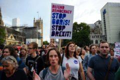 Las fórmulas legales para evitar un Brexit sin acuerdo