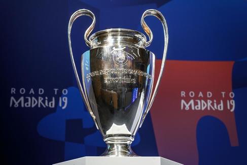 La Copa de Europa, la pasada temporada.