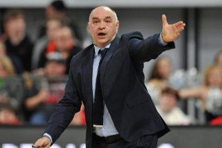 Pablo Laso amplía su contrato hasta junio de 2021