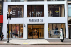 Una de las tiendas de Forever 21 en EEUU.