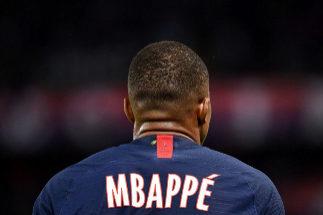 Kylian Mbappé, estrella del PSG, rival del Madrid