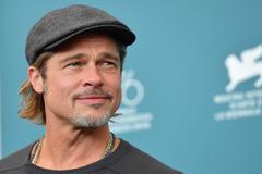 Brad Pitt en la premiere de la película que protagoniza 'As astra'.