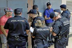 Policía y Mossos, en la operación contra los carteristas del metro.