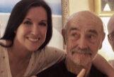 La fotografía viral de Sean Connery en su 89 cumpleaños