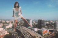 Lana Del Rey en el vídeo de Doin' Time, single de Norman Fucking Rockwell