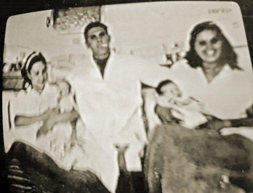 Los dos españoles nacidos (de milagro) en el barco de Pablo Neruda