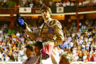 Castella, el triunfo; Luque, la faena