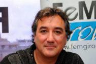 Bruno Pérez, ex director general del Gobierno de Aragón.