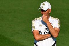 """Zidane: """"Mi relación con Florentino es muy buena"""""""