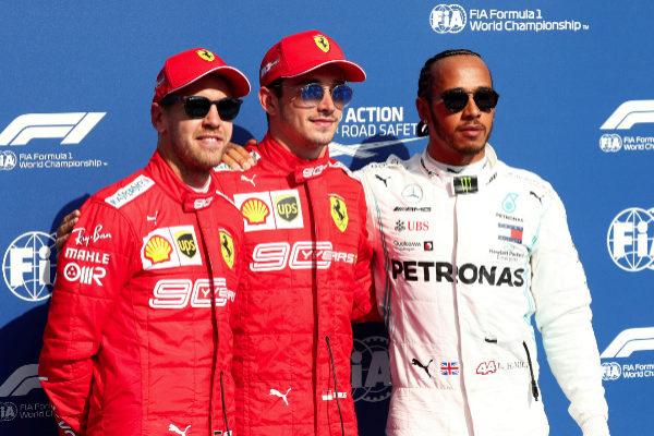 Belgian Grand Prix Formula One F1 - Belgian Grand Prix -...