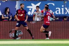 La Liga, en directo: Roberto Torres adelanta a Osasuna ante el  Barcelona