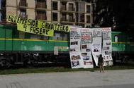 Fiesta impune en Alsasua para echar a la Guardia Civil de Navarra