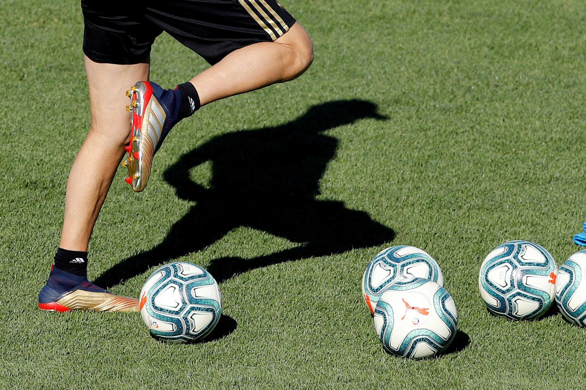 -FOTODELDIA- GRAF6764. MADRID.- El técnico del Real Madrid, Zinedine...