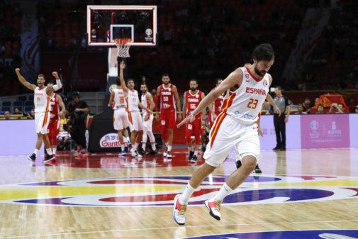 Basketball - FIBA World Cup - Spain v Tunisia