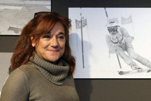 GRA219 MADRID, 17/12/2014.- La esquiadora <HIT>Blanca</HIT> Fernández...