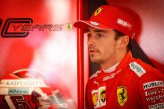 Leclerc vuela en Spa; la mala suerte se ceba con Sainz