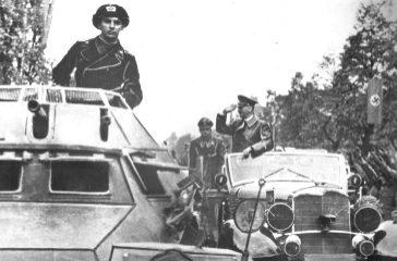 Polonia, primera víctima del relámpago nazi
