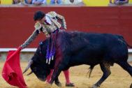 Luis David amplía su buena racha en Palencia