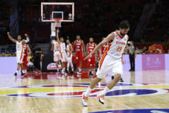 Basketball - FIBA World Cup - Spain v Tunisia