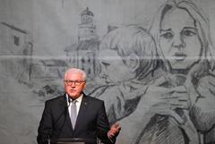 El presidente alemán pide perdón a Polonia