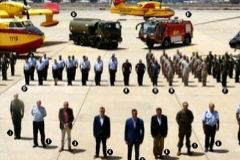 La verdad de la foto del 'comandante' Sánchez  que oculta Moncloa