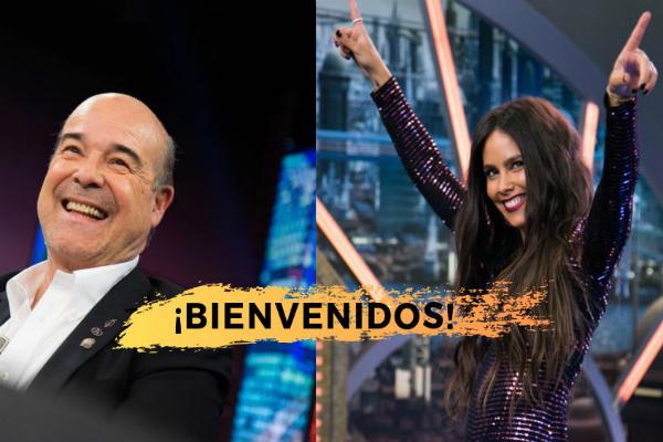 Antonio Resines y Cristina Pedroche fichan por la nueva temporada de...