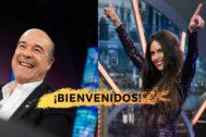Antonio Resines y Cristina Pedroche fichan por la nueva temporada de El Hormiguero
