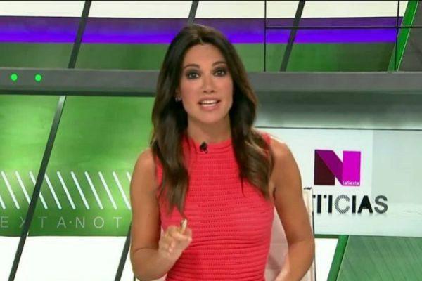 Cristina Saavedra, presentadora de La Sexta Noticias, ha respondido a...