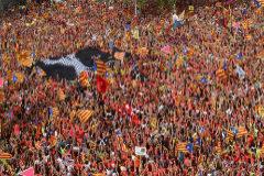 Torra, Junqueras y Puigdemont avivan protestas en la calle a la sentencia del 'procés'