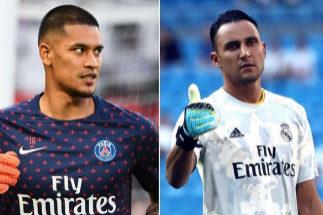 Canje en la portería del Real Madrid: Keylor se va al PSG, llega Areola cedido