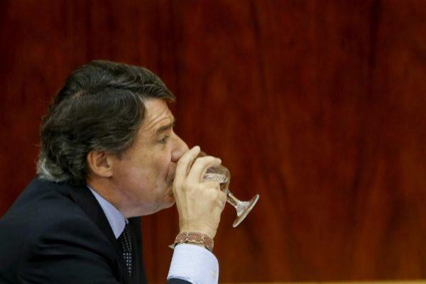 Ignacio González, en un Pleno de la Asamblea de la Comunidad de...
