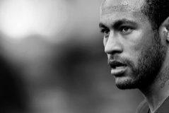 Neymar Jr., delantero brasileño del PSG.