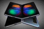 El Galaxy Fold, el primer teléfono plegable de Samsung