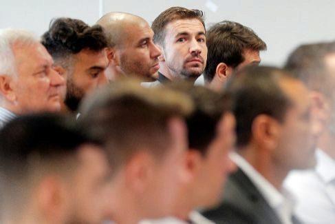 Los acusados del presunto amaño del Levante-Zaragoza atacan a Javier Tebas