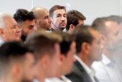 Los acusados del presunto amaño del Levante-Zaragoza atacan a Tebas