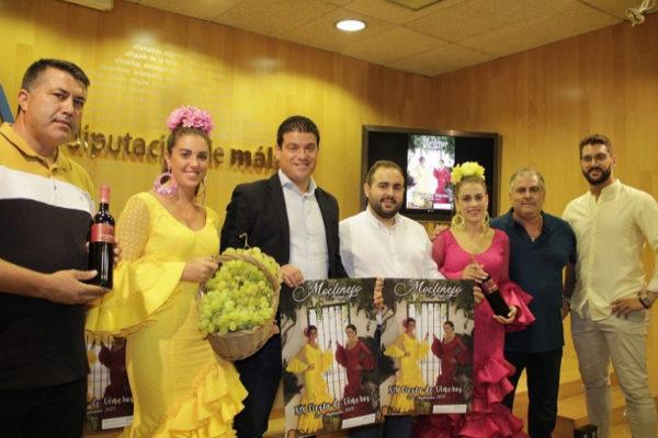 Moclinejo celebra este domingo la Fiesta de Viñeros que repartirá miles de litros de vino moscatel