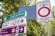 Almeida apuesta por prorrogar la entrada en Madrid Central de padres con hijos escolarizados y vehículos de mercancías