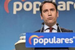 """El PP se pone de perfil ante la imputación de  Aguirre: """"Ningún tipo de preocupación"""""""