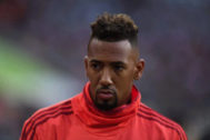 (FILES) In this file photo taken on July 31, 2019 Bayern Munich's defender Jerome <HIT>Boateng</HIT> is pictured prior to the Audi Cup final football match between FC Bayern Munich and Tottenham Hotspur in Munich, southern Germany. - Bayern Munich and former German national team football star Jerome <HIT>Boateng</HIT>, 31, has been charged with assault after allegedly attacking his former partner, German prosecutors confirmed on September 3, 2019. (Photo by Christof STACHE / AFP)