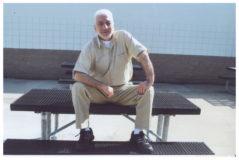 EN PRISIÓN.  Al Kassar, en na instantánea tomada en la cárcel de Terre Haute (Indiana).
