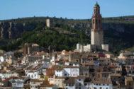 Municipio de Jérica, en la provincia de Castellón.