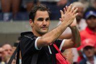 Federer se despide del US Open.