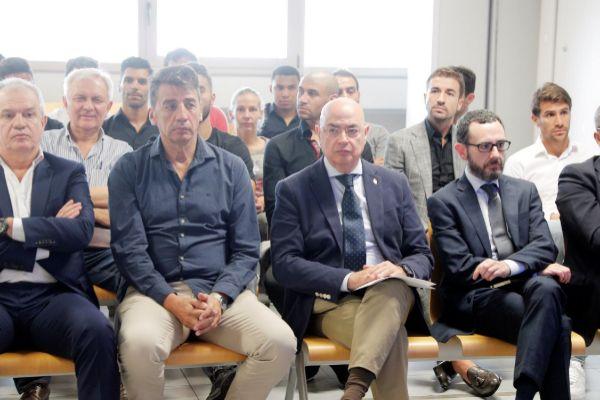 GRAFCVA7143. VALENCIA.- El expresidente del <HIT>Zaragoza</HIT>,...